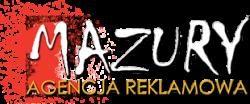 """Agencja Fotograficzno-Reklamowa """"Mazury"""" Logo"""