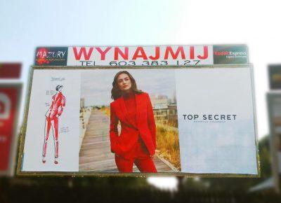 billboard top secret