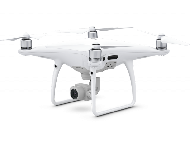 Dron jakim latamy
