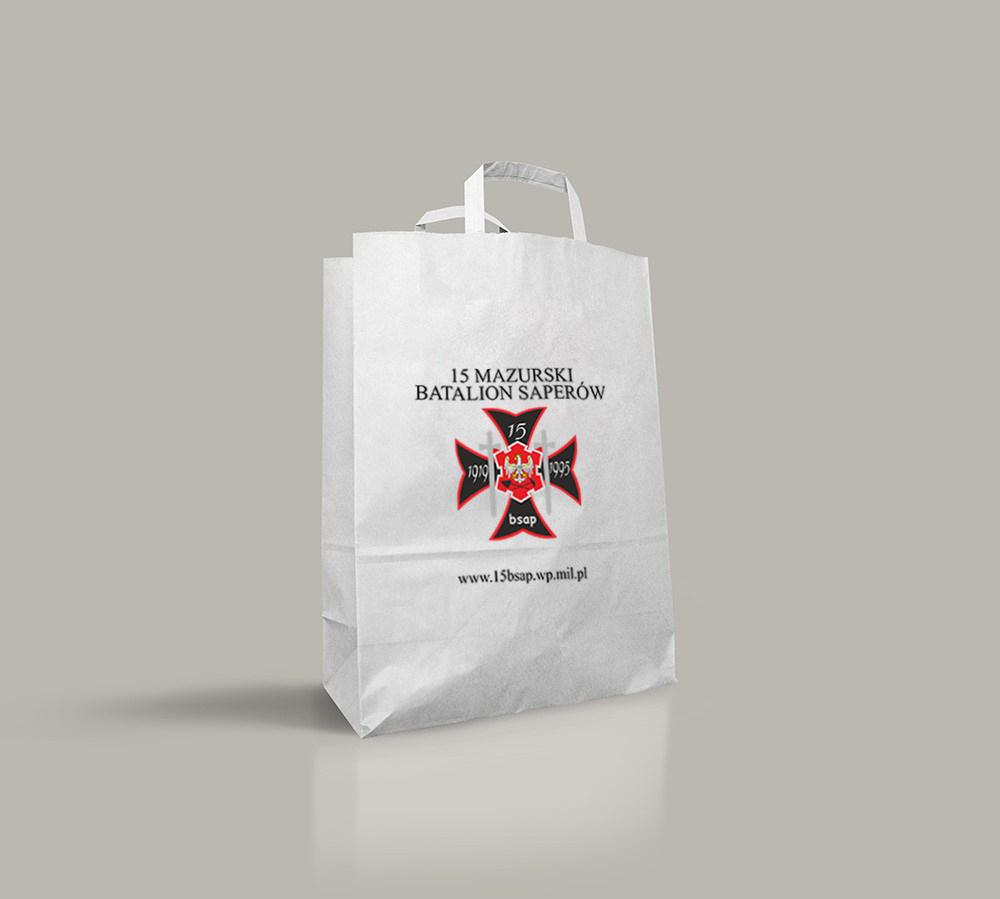 torby papierowe nadruk